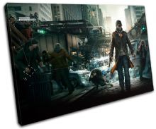 Watch Dogs Gaming - 13-1768(00B)-SG32-LO